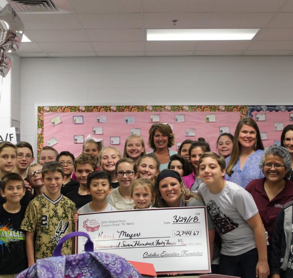 Magee Elementary Teacher receives CEF Grant