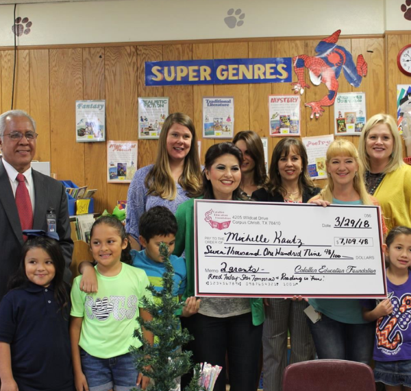 Wood River Elementary Teacher receives CEF Grant