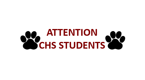 Attention CHS Students