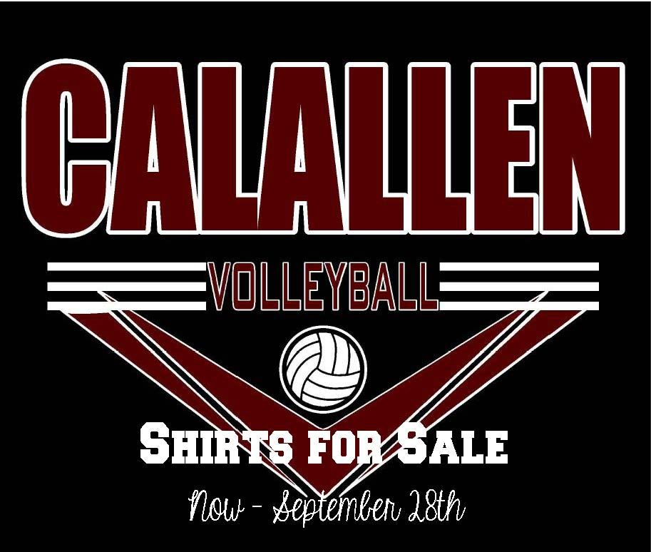 CMS Volleyball Shirts FOR SALE